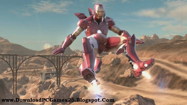 Iron Man 1 PC