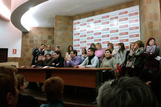Las trabajadoras de limpieza se manifestarán el 27 de enero por un convenio digno