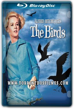 Os Pássaros (1963) Torrent – BluRay 1080p Dual Áudio