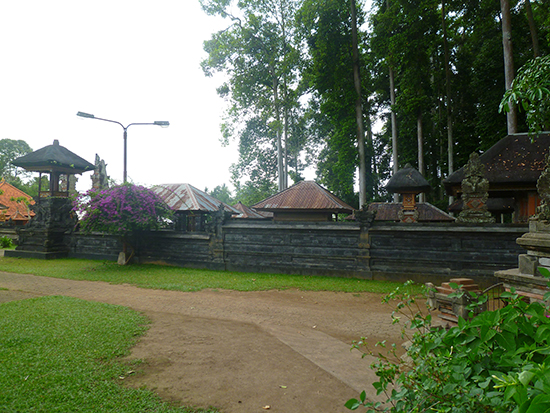 Altares en Bali