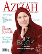 Featured in Azizah Magazine