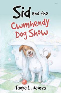 sid and the cwmhendy dog show by tanya l. james front cover detail