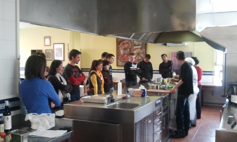 Micro curso de cocina vegetariana noticiero de gastronom a - Escuela de cocina vegetariana ...