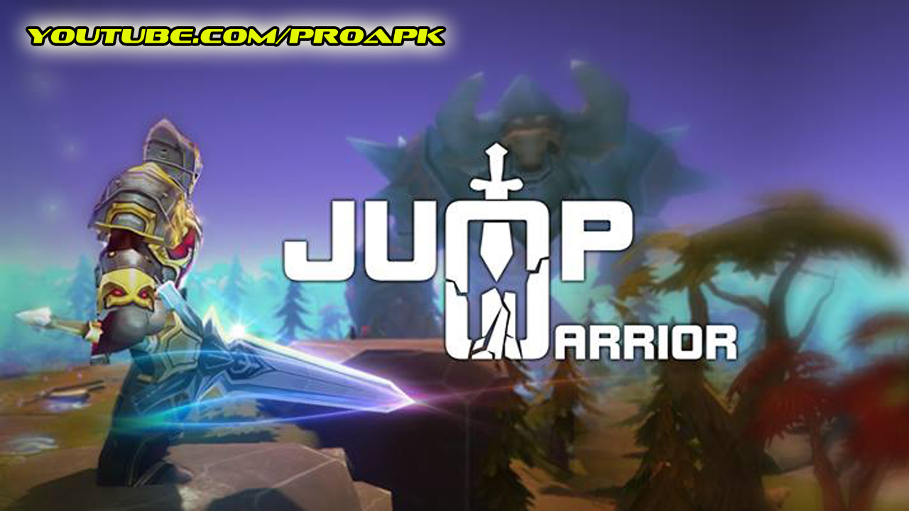 Jump Warrior - 3D Quick Fix RPG