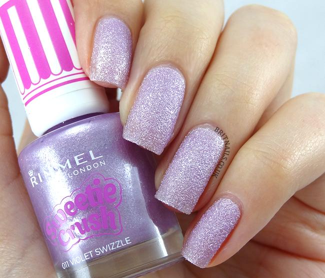 Rimmel Violet Swizzle