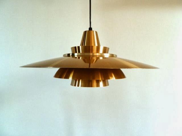 retro furniture retro messing lampe. Black Bedroom Furniture Sets. Home Design Ideas