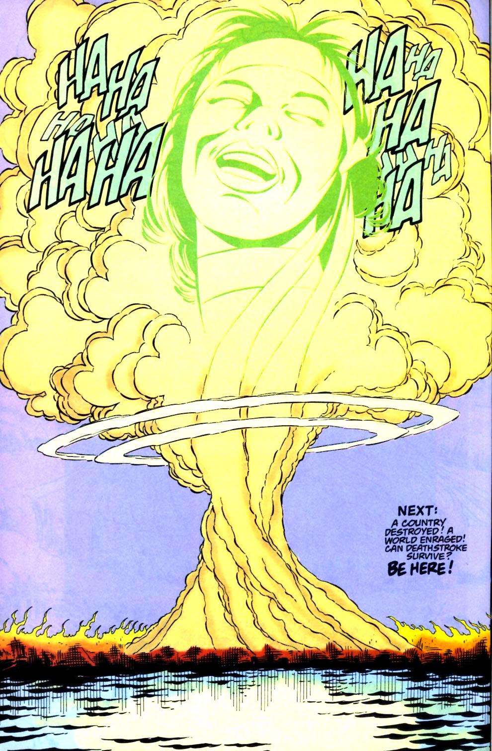 Deathstroke (1991) Issue #19 #24 - English 25