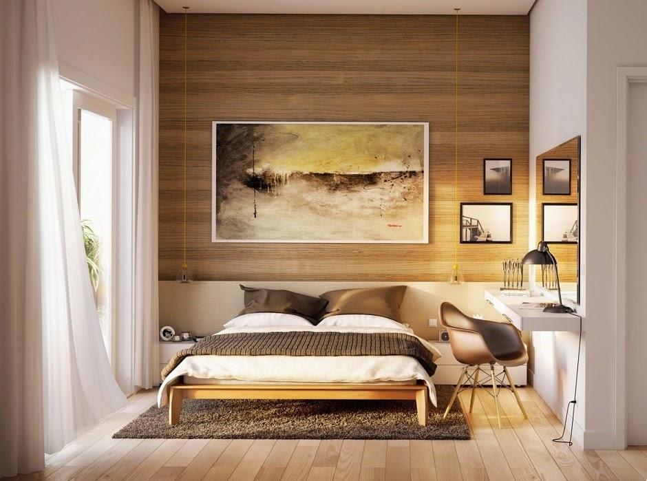 Foundation Dezin Decor Master Bedroom With Study
