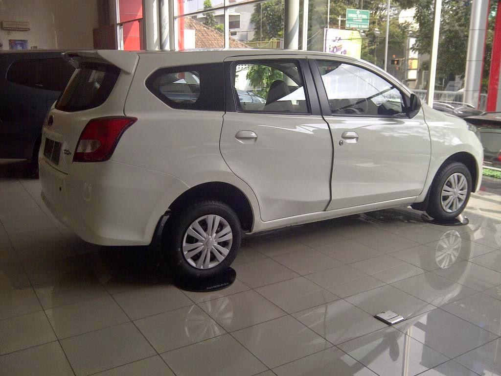 Harga dan Spesifikasi Nissan Datsun Go+ Panca