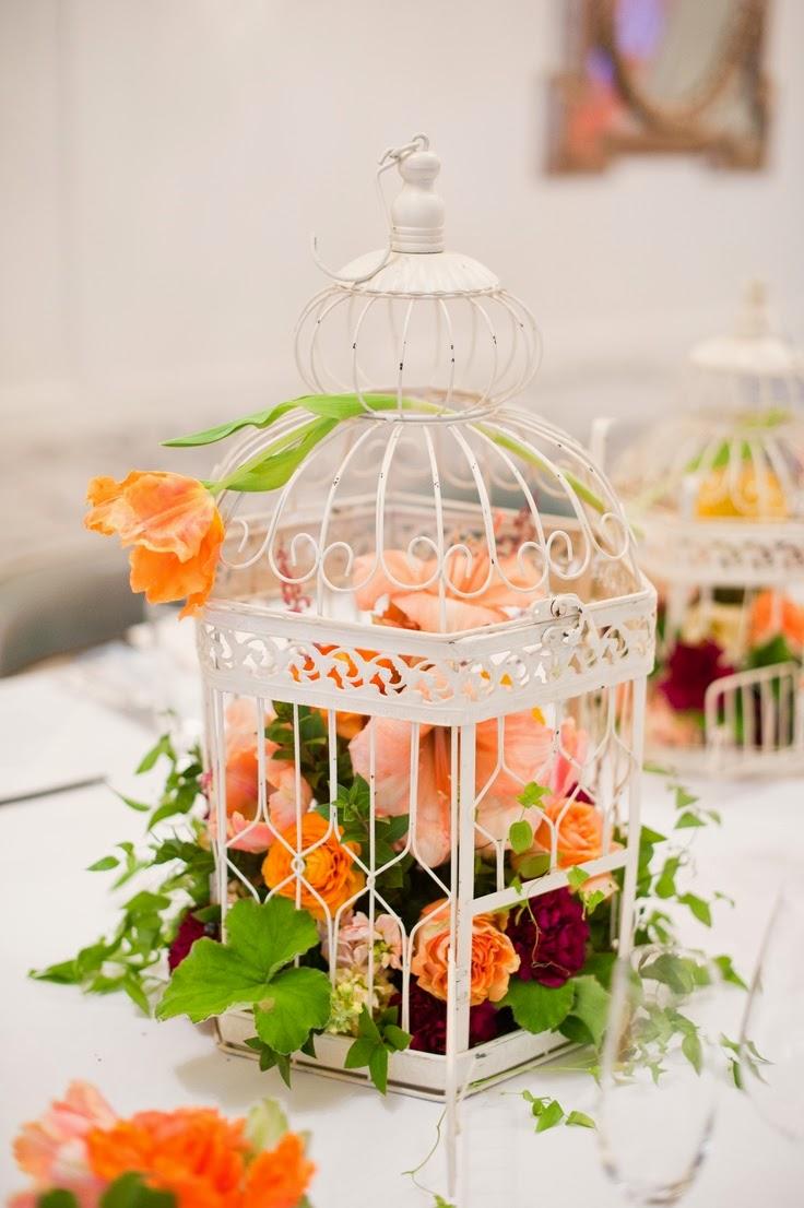 Temas para fiestas de quinceanera y bodas como crear - Centros de mesa elegantes ...