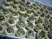 Cheese Tart Filling Coklat