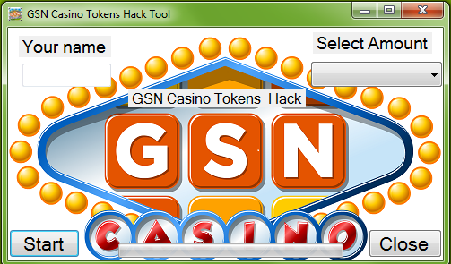 gsn casino free tokens
