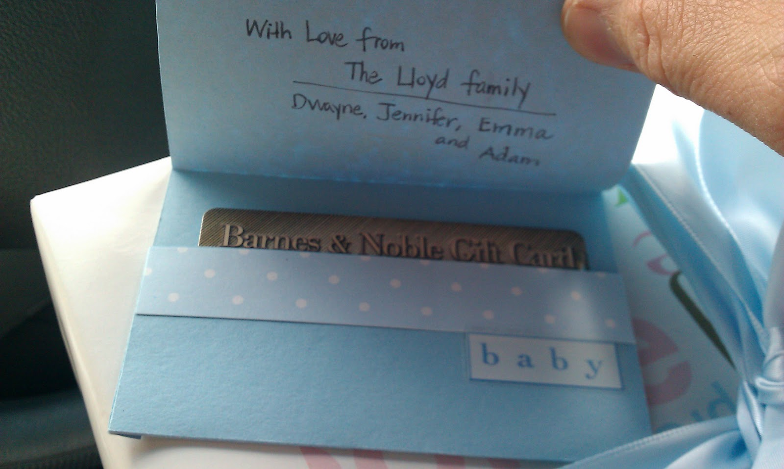 Baby Shower Gift Message Ideas | wblqual.com