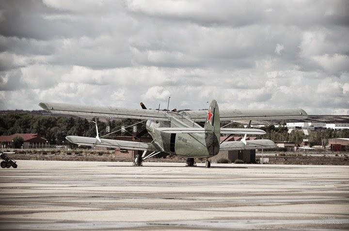 Avion Biplano FIO