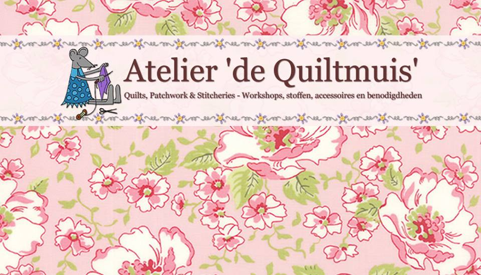 Supergoof Trunkshow bij Atelier de Quiltmuis op 31 oktober