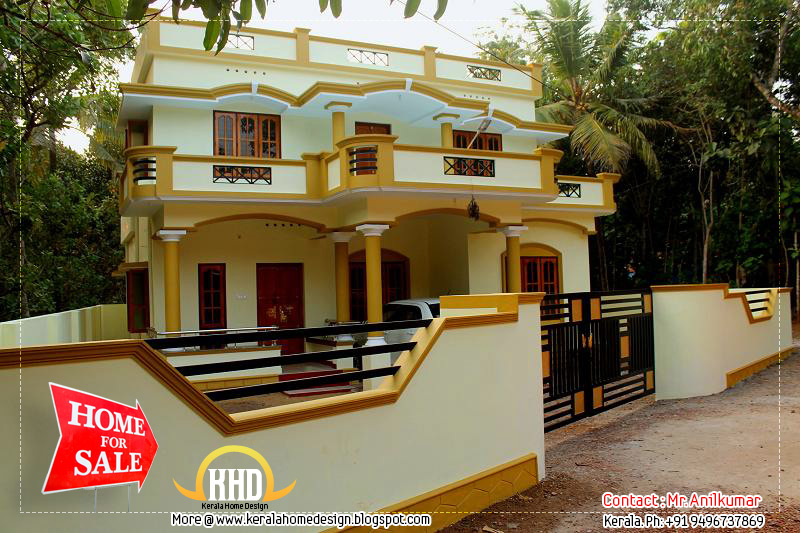 Beautiful new home for sale in Kerala
