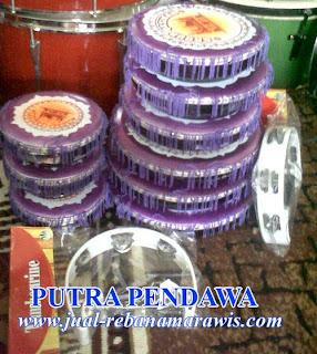 Rebana Qosidah  Super Quality