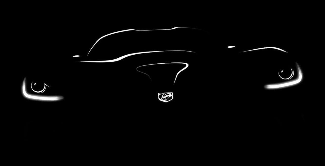 a car 2013 SRT Viper