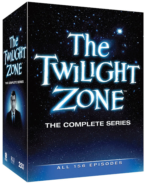 the twilight zone complete collection