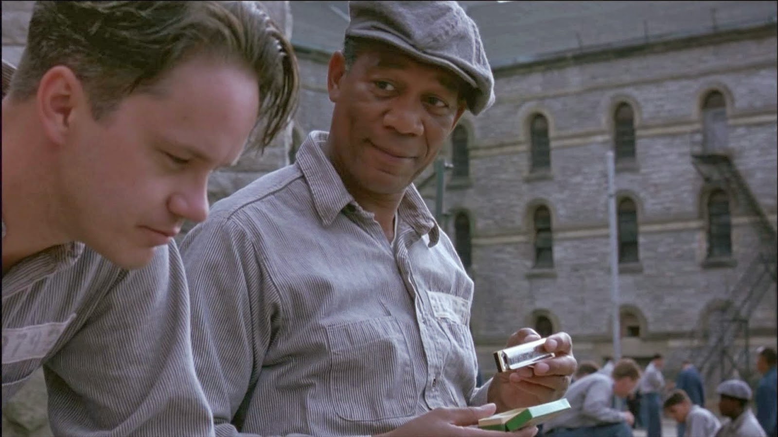 review of the shawshank redemption 28082017  the shawshank redemption - review & tour chris  chris stuckmann reviews the shawshank redemption while taking you on a tour of the ohio state.