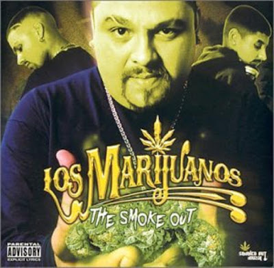 Los Marijuanos - The Smoke Out 2001