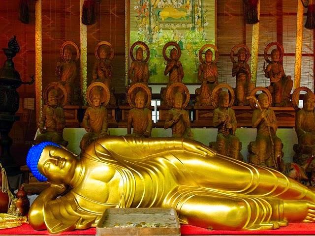 Kushinagar -  Place of Buddha's passing away