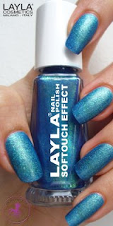SMALTO LAYLA SOFTOUCH EFFECT 10 - TURQUOISE SPLASH