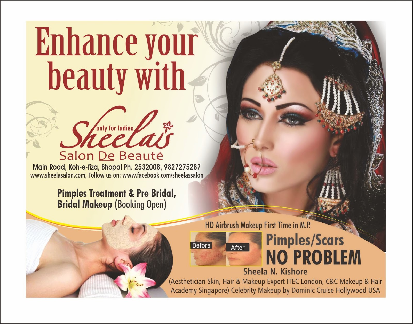 sheela's salon de beaute