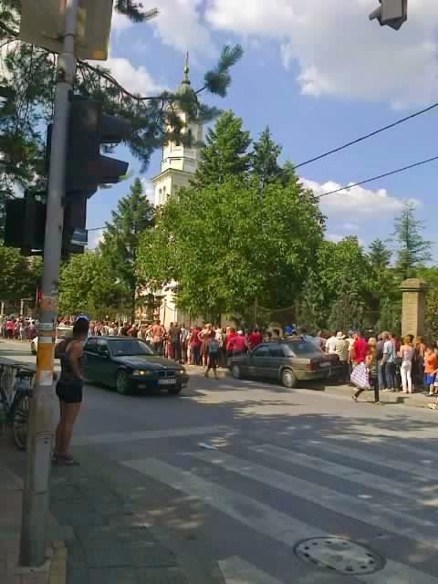 Humanitarna pomoc grcke pravoslavne crkve je stigla u Obrenovac