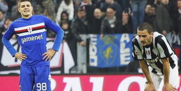 Preview Sampdoria vs Juventus - Serie A Matchday 34