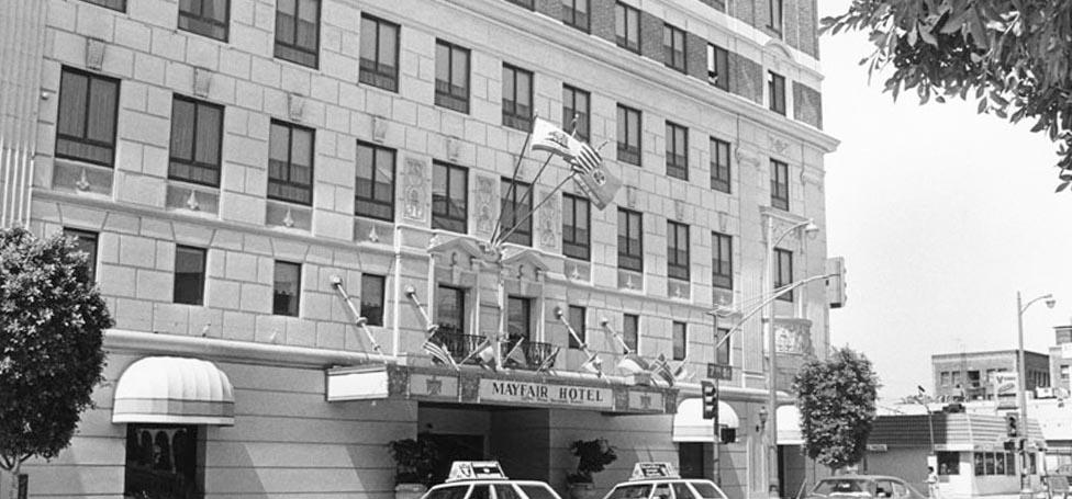 done deals mjs to operate la s historic mayfair hotel. Black Bedroom Furniture Sets. Home Design Ideas