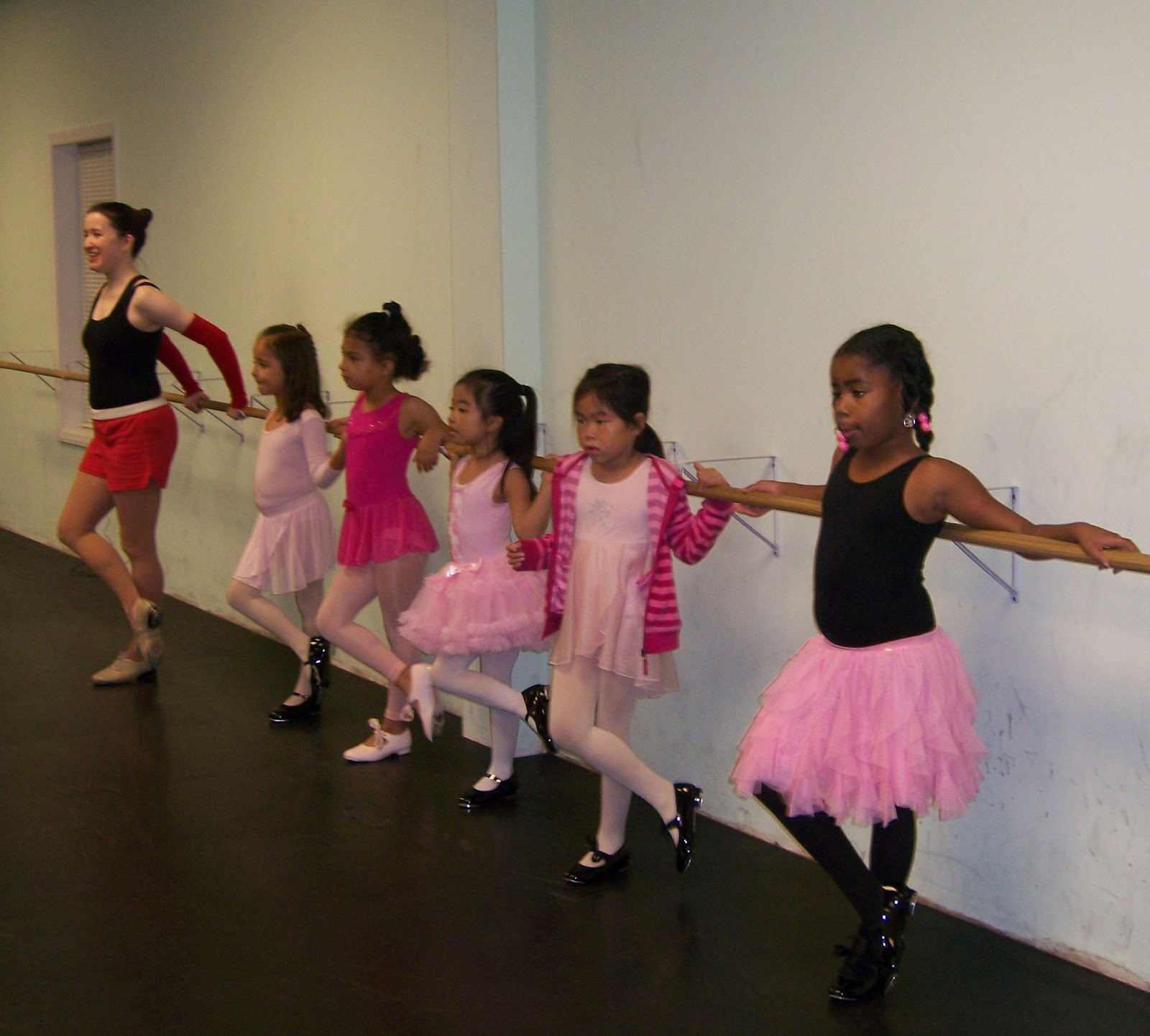 Dancers Unite: Ballet Tap Jazz Hip Hop Classes Kids ...