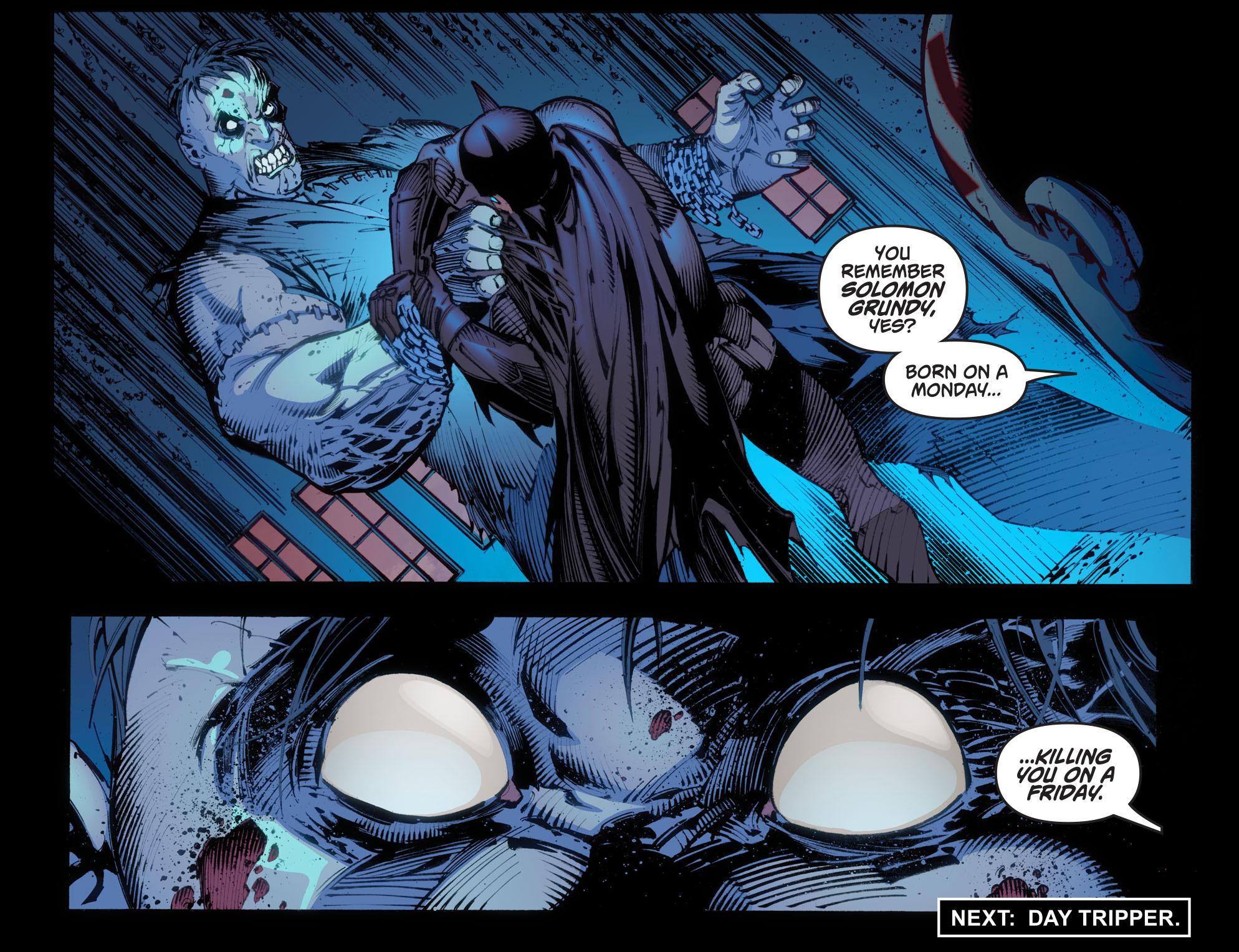 Batman: Arkham Knight [I] Issue #29 #31 - English 22