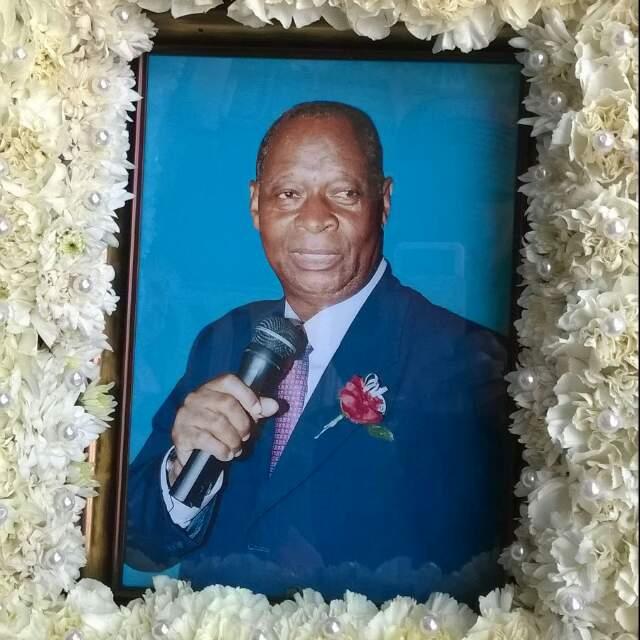 Godfrey Mngodo