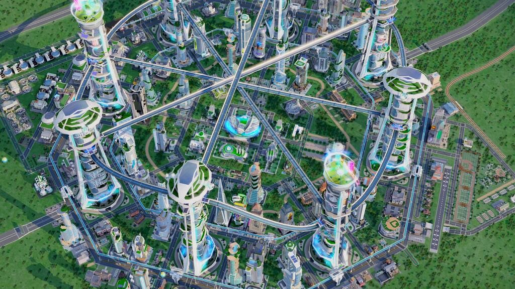 How To Build A Tourist City In Simcity