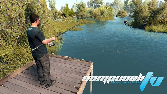 Euro Fishing: Manor Farm Lake PC Full
