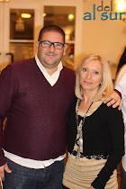 Con Dani Garcia