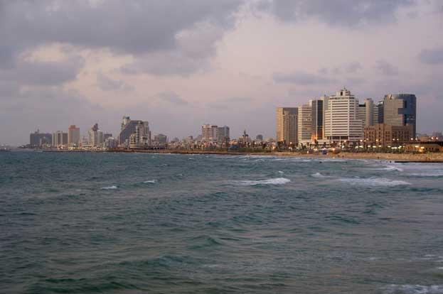 The Historic Tel Aviv