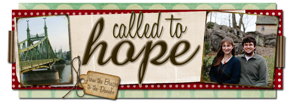 Called to Hope