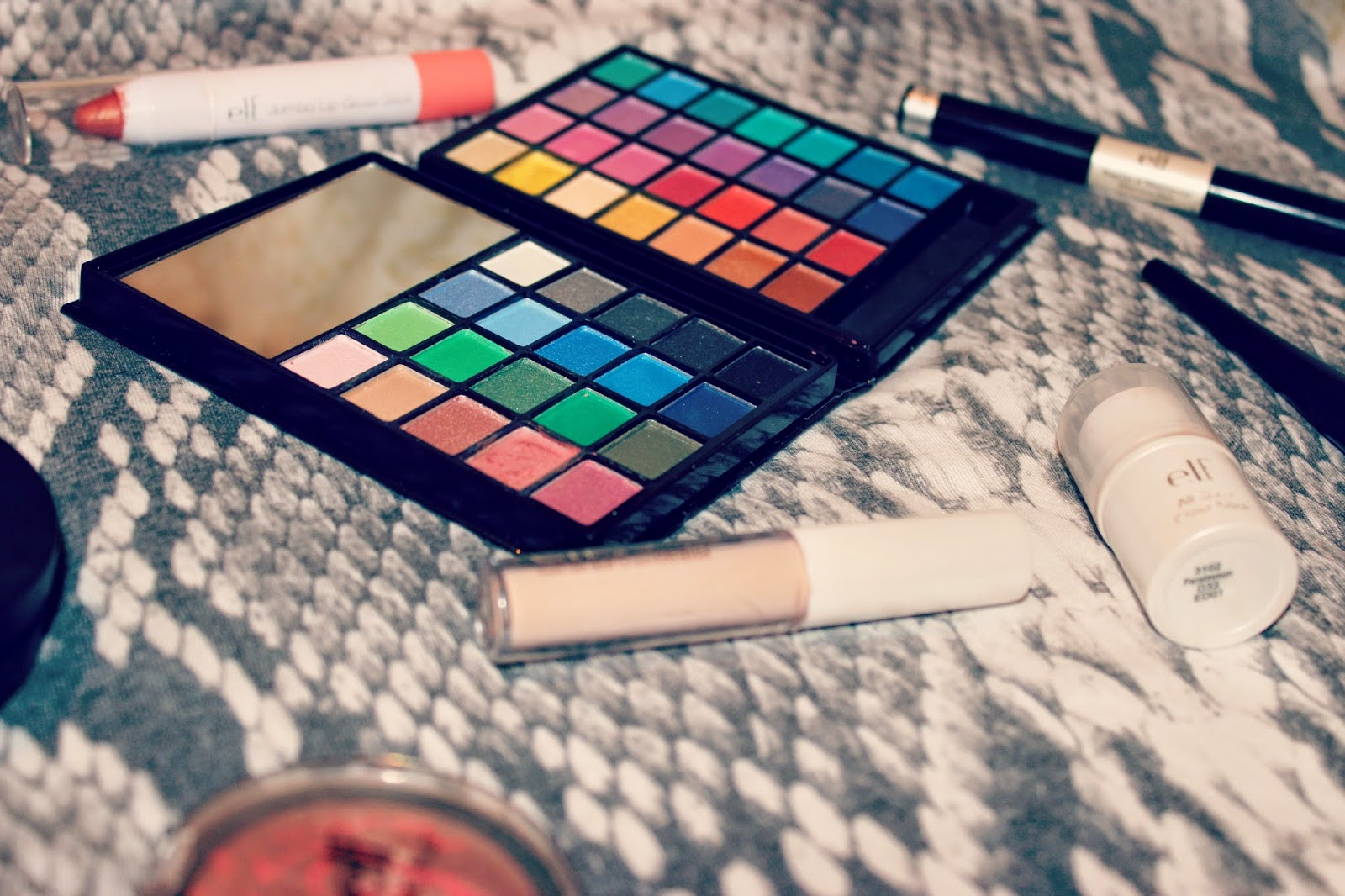 ELF Blogger Festival Makeup Challenge Discoveries Of Self Blog