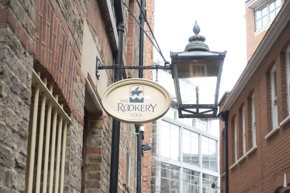 Quirky london a weekend getaway at the rookery loved for Quirky hotels london