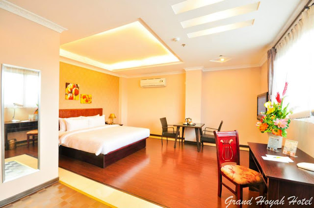 Grand Hoyah Hotel Subic Superior King Room