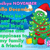 Hello December Please be a good month