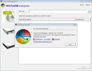 WinToUSB 2.6 Enterprise Full Version