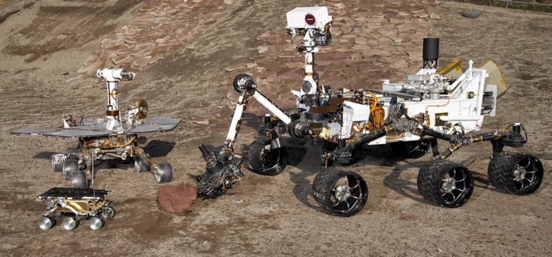 curiosity rover scale model - photo #37