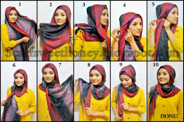 CITYRON`S COLLECTION | ONLINE SHOP PERLENGKAPAN MUSLIM: Cara ...