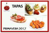 Primavera 2017: Tapas
