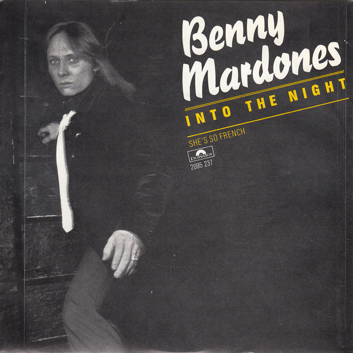 Benny mardones into the night his parole officer in hot pursuit