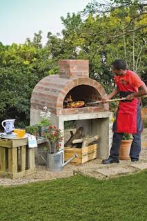 DIY, Como hacer un Horno para Pizza