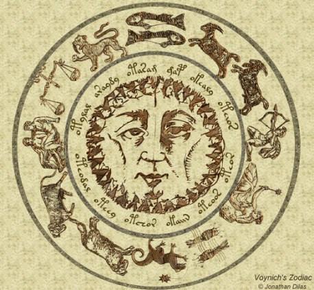 Herbario astrológico Voynich